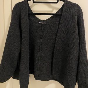 Brandy Melville cardigan - dark grey